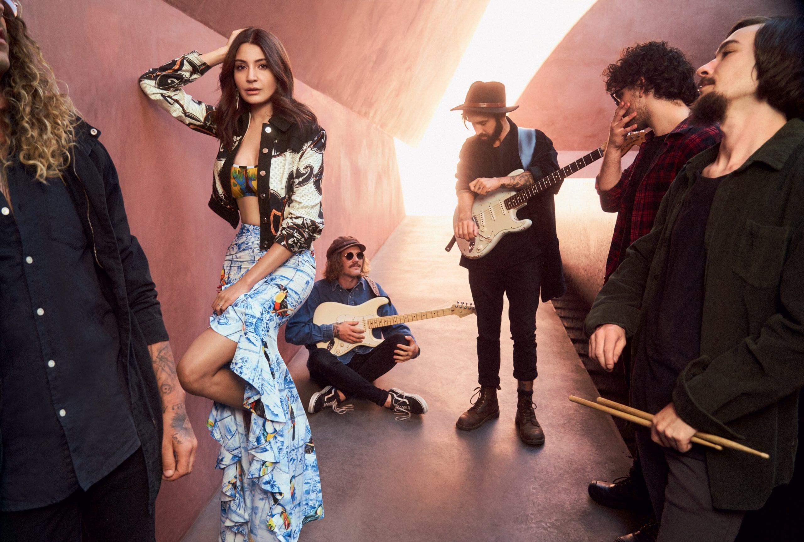 Anushka Sharma - Vogue India