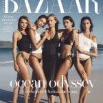 Harpers Bazaar Ocean Odyssey Cover