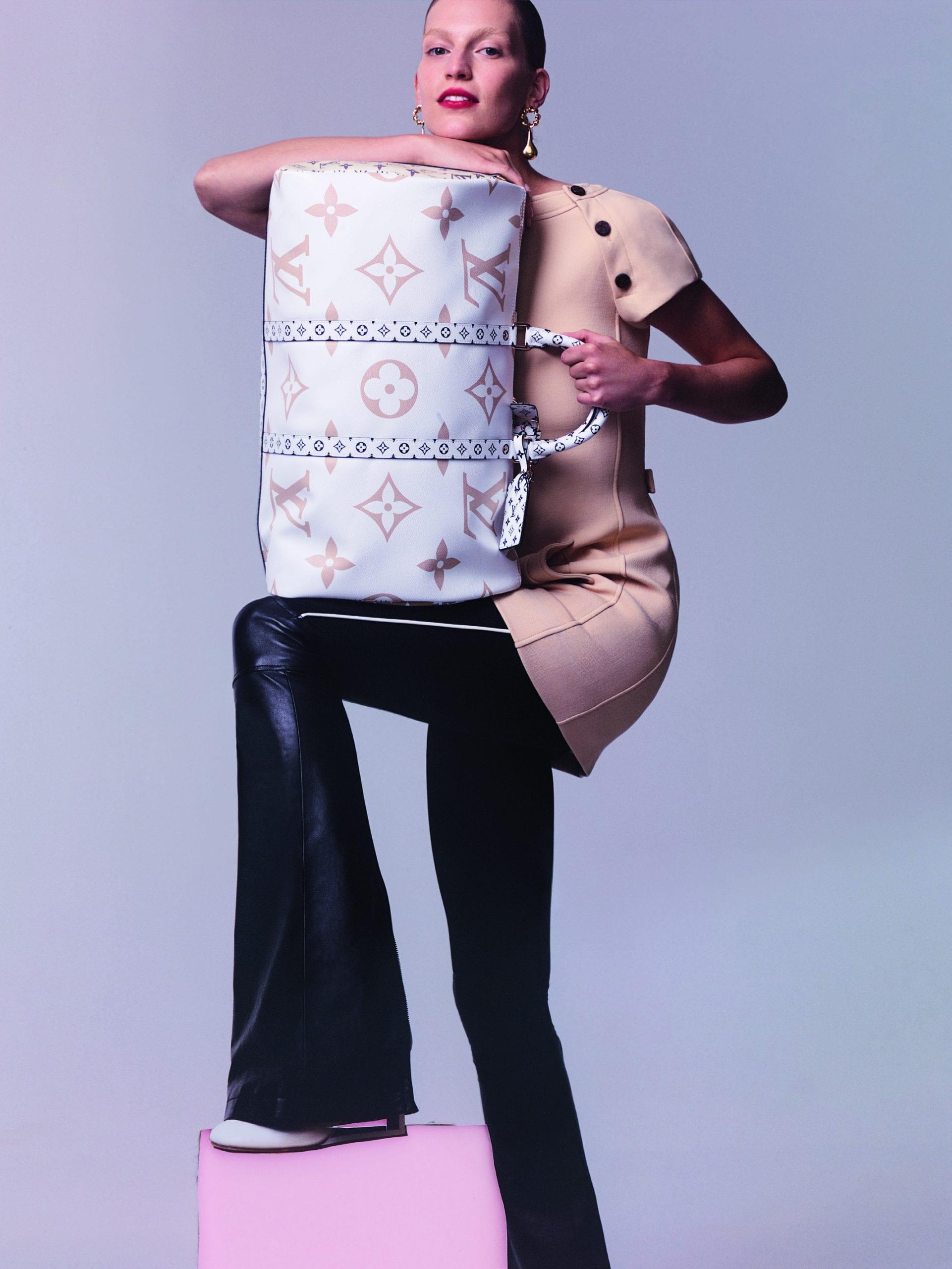Linda Jefferyes Vogue Editorial - Heavyweights