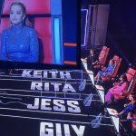 Rita Ora - The Voice judge